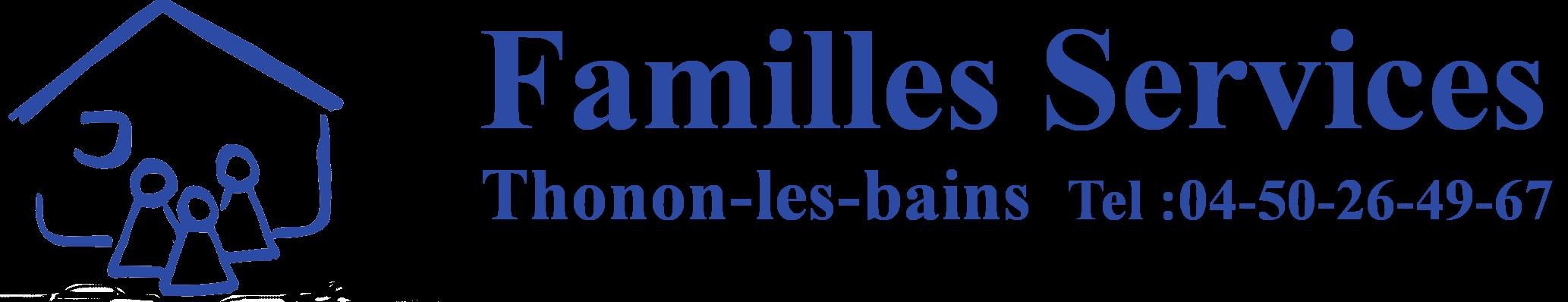 association d'aides à domicile -Familles services Thonon-les-bains
